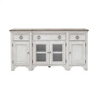 Glendale Estates 3 Drawer Buffet Server Product Image