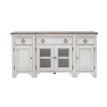 Glendale Estates 3 Drawer Buffet Server