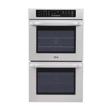 """4.7(x2) cu.ft. Capacity 30"""" Built-in Double Wall Oven with Crisp Convection"""