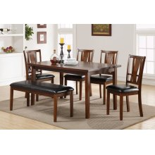 Dixon Std Dining 6 Pc Set