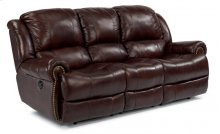 Capitol Leather Power Reclining