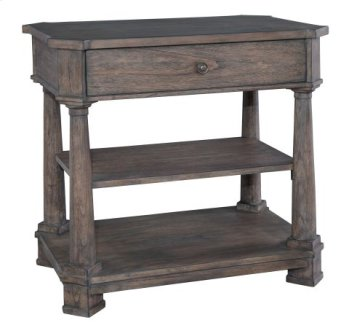 Lincoln Park Single Drawer Night Stand Product Image