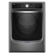 """Maytag® Large Capacity Gas Dryer with Refresh Cycle with Steam and PowerDry System """" 7.4 cu. ft. - Metallic Slate"""
