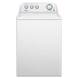 AMANA3.8 cu. ft. HE Top Load Washer with Energy and Water Savings - white
