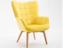 Emerald Home Margo Accent Chair Golden Yellow U3328-05-01