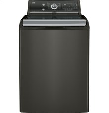 GE® 5.1 DOE cu. ft. capacity washer with SmartDispense™ Technology