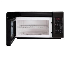 Over the Range Microwave with warming lamp