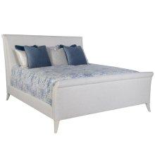 Volutes Queen Upholstered Bed