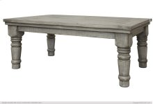 Cocktail Table Gray Finish