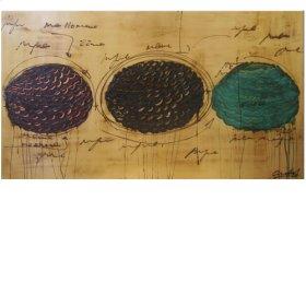 "Art ""3 Seed Balls"""