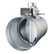 "Universal Automatic Make-up Air Damper for 6"" Duct Product Image"