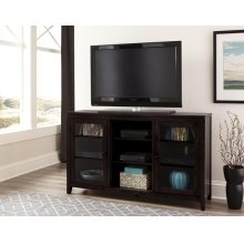 "60"" Espresso Folding TV Console"