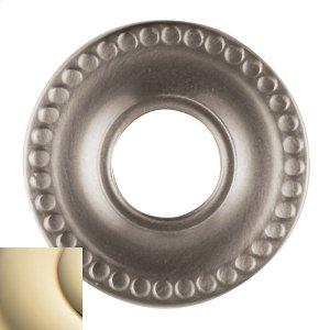Lifetime Polished Brass 5062 Estate Rose Product Image