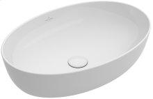 Surface-mounted Washbasin Oval - Powder