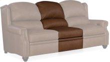 Bradington Young Horizon Armless Chair Full Recline w/ Articulating HR 903-33
