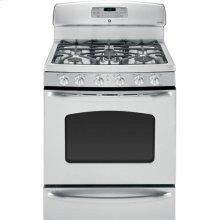 """GE® 30"""" Free-Standing Gas Range with Baking Drawer"""