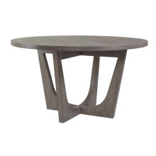Grigio Brio Round Dining Table