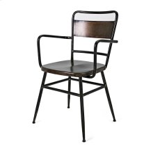 Oscar Metal Arm Chair