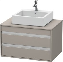 Vanity Unit Wall-mounted, Terra (decor)