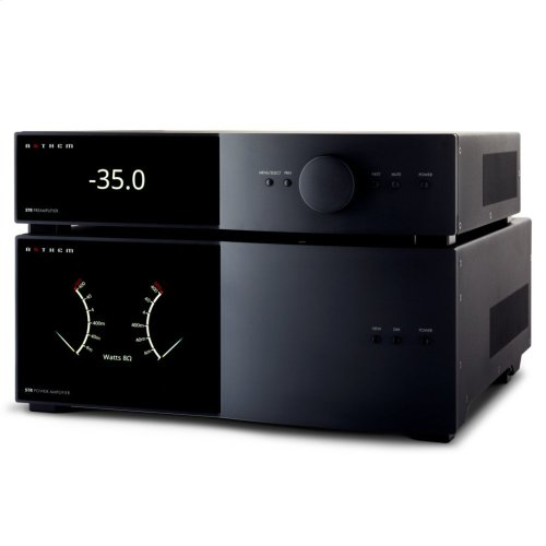 Stereo preamplifier with leading-edge DAC, Anthem Room Correction (ARC ), customizable bass...