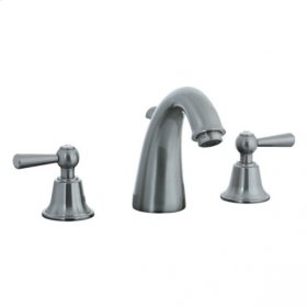 Sea Island - 3 Hole Widespread Lavatory Faucet - Brushed Nickel
