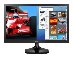 """27"""" class (27"""" diagonal) LED Monitor with Flicker-Safe and Reader Mode"""