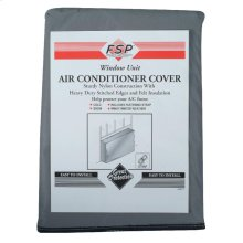 Small Outdoor Air Conditioner Cover