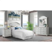 Avon - Two Drawer Nightstand - Cotton Finish Product Image