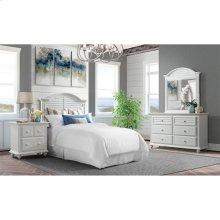 Avon - Six Drawer Dresser - Cotton Finish