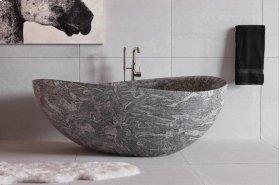 Papillon Bathtub Cumulo Granite