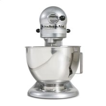 KitchenAid® Tilt-Head Stand Mixer - Metallic Chrome