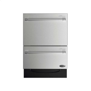 "Dcs24"" Double Dishdrawer(TM)"