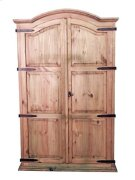 Full Door Armoire Product Image