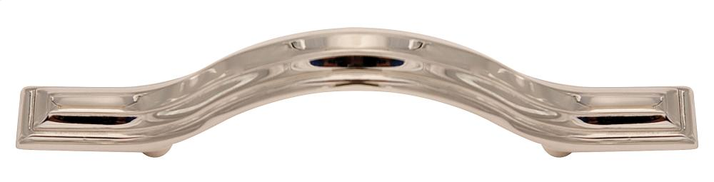 Geometric Pull A1510-3 - Polished Nickel