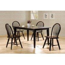 TABLE,CAPPUCCINO 36x60