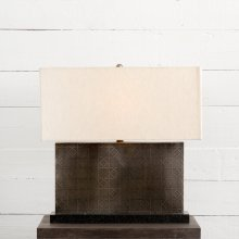 Mira Rectangular Table Lamp