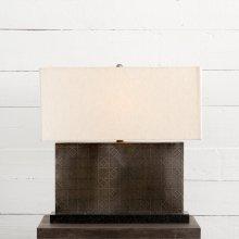 Mira Rectangular Table Lamp