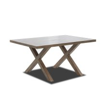 "Crossroads 60"" Dining Table"
