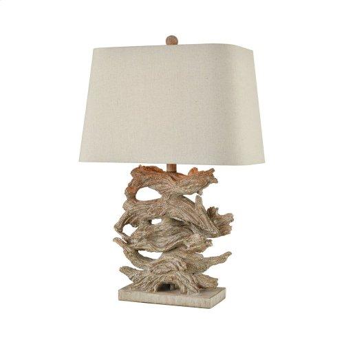Whitechapel Parisian Stone Table Lamp