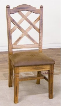 Sedona Double Crossback Chair Product Image