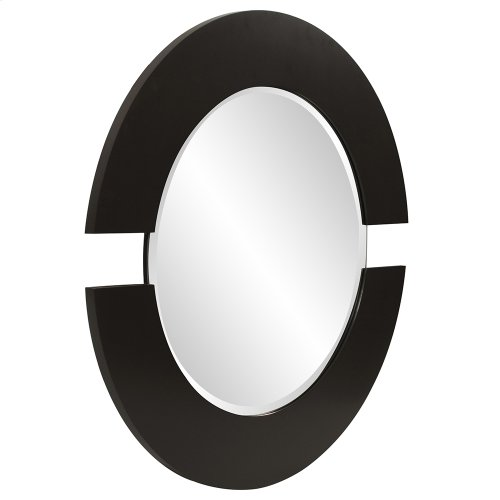Orbit Charcoal Mirror