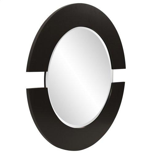 Orbit Charcoal Mirror