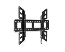 Flexo/Plano 100 X-Large Tilt/Flat Combo TV Mount, Graphite Black