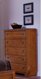 Chest - Cinnamon Pine Finish Product Image