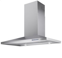"700 CFM 36"" XOJ Series Wall Mount Chimney"