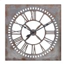 Murphy Galvanized Clock Product Image
