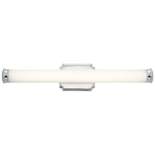 Cambria Collection Cambria Linear Bath 26 inch LED CH