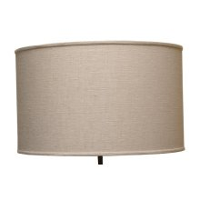 Oatmeal Lamp Shade 15x15x11
