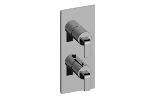 Immersion M-Series Valve Trim with Two Handles