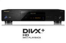 Elite 3D-Compatible Streaming Blu-ray Disc Player